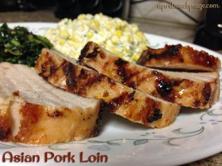 Asian Pork Loin